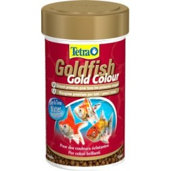 TETRA GOLDFISH GOLD COLOR 100ML