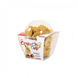 CRUNCHY CUP CANDY CAROTTE & LIN 200G