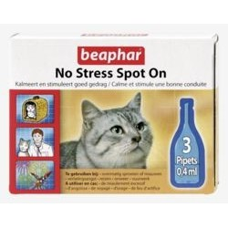 NO STRESS CHATS 3 pipettes
