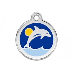 Médaille métal DAUPHIN MM