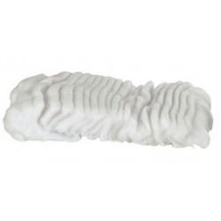 Lit hamster Wooly 20 g, blanc