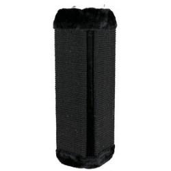 Griffoir d'angle 32 x 60 cm, noir