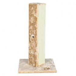 Griffoir colonne Soria 80 cm, beige