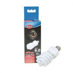 Tropic Pro Compact 6.0, Lampe UV-B compacte D 60 x 152 mm, 23 W