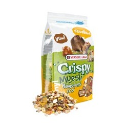 Crispy Muesli Hamsters & Co 1 kg
