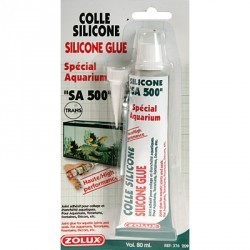 COLLE SILICONE TRANSP, 80ML