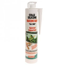 COLLE SILICONE TRANSP, 310ML