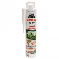 COLLE SILICONE NOIR 310ML