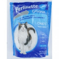 PERLINETTE CRISTAUX SAC 7,2 KG