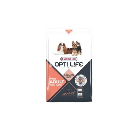 Opti Life Mini Adult Saumon 7.5KG