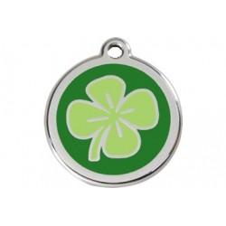 Médaille métal TREFLE PM