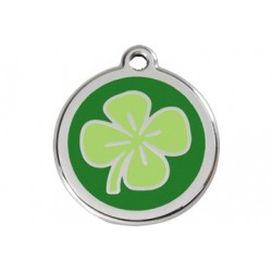 Médaille métal TREFLE GM