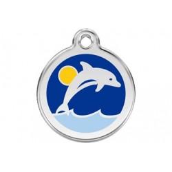 Médaille métal DAUPHIN PM