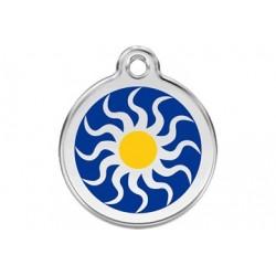 Médaille métal SOLEIL PM