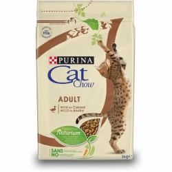 CAT CHOW ADULTE POUL./DINDE 3KG