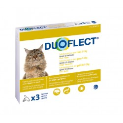 DUOFLECT CHAT -5 Kg 3 PIPETTES