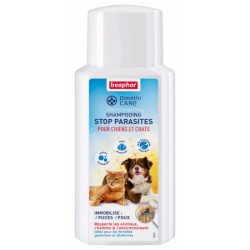 STOP PARASITES SHAMPOOING CHAT CHIEN 250ML