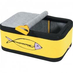 Boite a chat sardine
