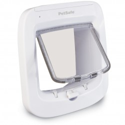 Chatière PetSafe SmartFlap, lecteur de puces électroniques
