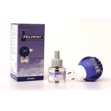 FELIWAY DIFFUSEUR + FLACON 30J 24 ML