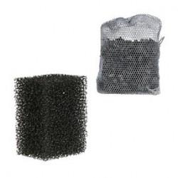 2 filtres eponge et 1 charbon actif pour M 200